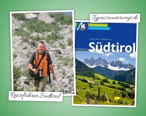 Reiseführer Südtirol (C) Michael Müller Verlag