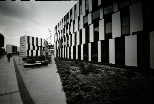 WU Campus Wien Atelier Hitoshi Abe