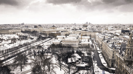 Vienna from tower 1