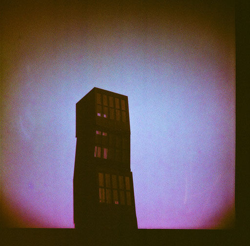 Barcelona  2 & purple film