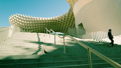 Sevilla Metropol Parasol 4