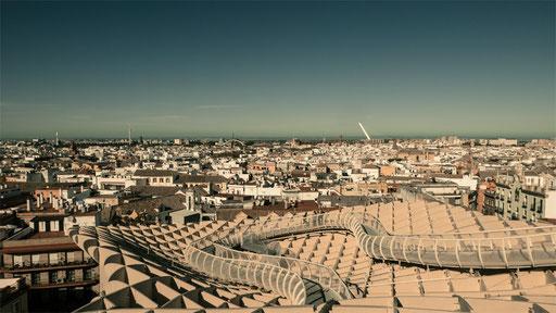 Sevilla view 2
