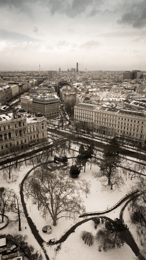 Vienna from the tower