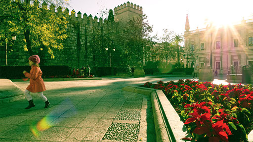 Sevilla Christmasmood