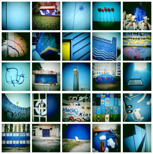 blue moments