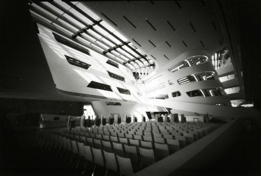WU Campus Wien Arch Zaha Hadid