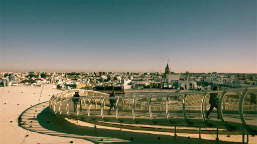 Sevilla view 1