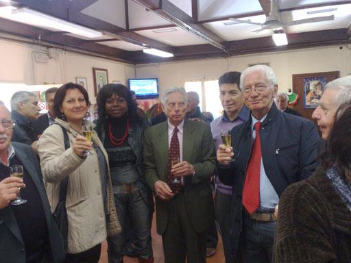 16 Ottobre 2011 gran festa al Circolo ACLI
