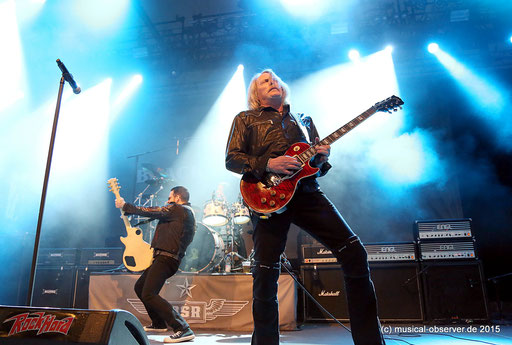 Altmeister am Werk: BLACK STAR RIDERS.