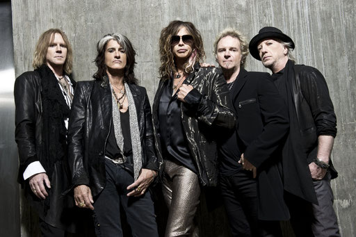 Aerosmith. Foto: Ross Halfin