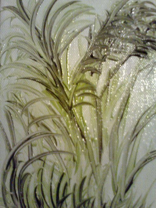 IL CANNETO - 2011 olio su tela 13 x 18