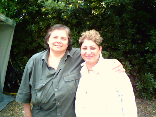 io ed ale estate 2007 alla chiocciolina