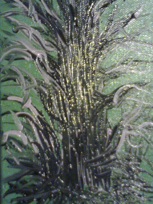 LA VECCHIA QUERCIA - 2011 olio su tela 13 x 18