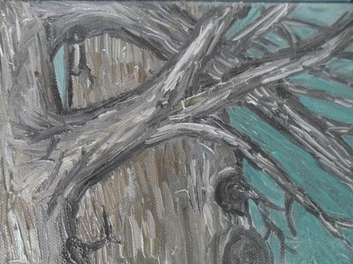 RAMI - 2011 olio su tela 13 x 18