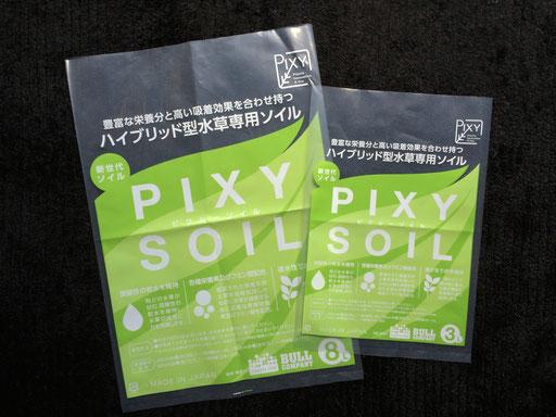 PIXY SOIL