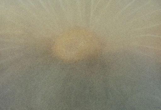 9057  27 cm x 19 cm Ölkreide auf Papier