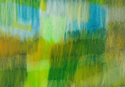 9063  27 cm x 19 cm Ölkreide auf Papier