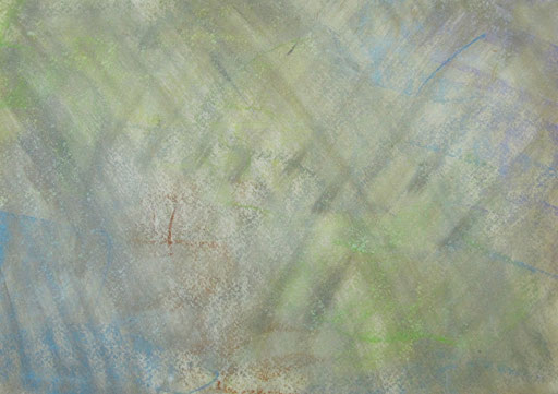 9054  27 cm x 19 cm Ölkreide auf Papier