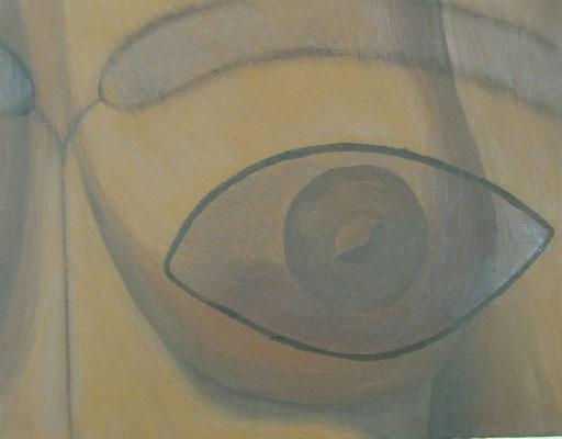 8704 35 cm x 27 cm Öl auf Leinwand