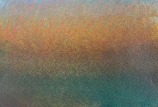 9043  27 cm x 19 cm Ölkreide auf Papier