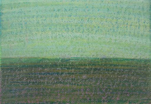 9041  27 cm x 19 cm Ölkreide auf Papier