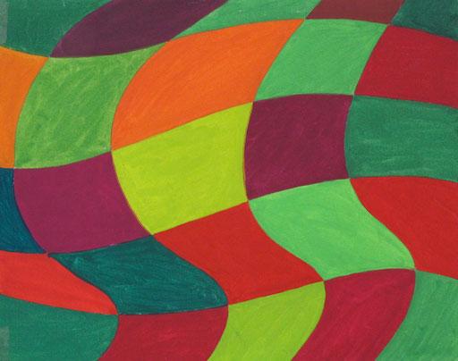 8207  30 cm x 24 cm Gouache auf Papier