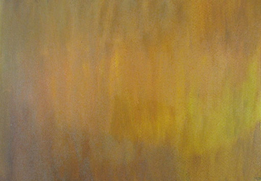 9044 27 cm x 19 cm Ölkreide auf Papier