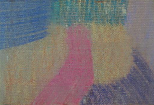 9059  27 cm x 19 cm Ölkreide auf Papier