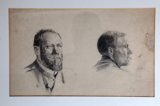 Portraitskizzen