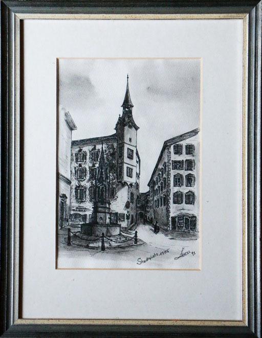 Schwazer Stadtplatz