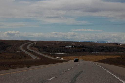 Straßen in Kanada, Autofahren in Kanada, Corona in Kanada