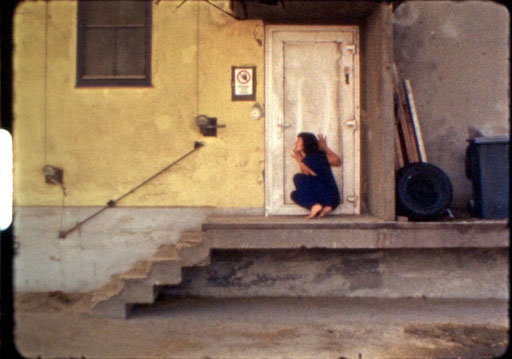 """Filmstill """"In meinem wilden Herzen"""", © Nina Kreuzinger, 2015."""