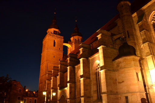 Stadtkirche Bayreuth (Foto von Daniel Schlenk)