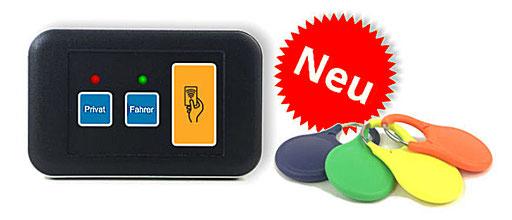 Fahreridentifikation, komfortabel mit dem Mini-MAE-Modul (optional)