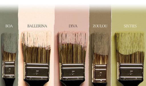 2016 les nouvelles couleurs tendances pour votre for Peinture interieur tendance