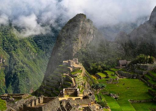 Machu Picchu - ein Ort voller Energie