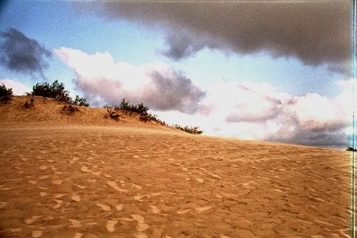 Abschied von den Dünen in Nidden