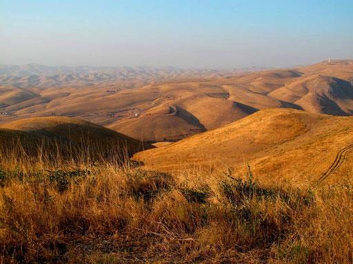 Landschaft vor Jalalabad