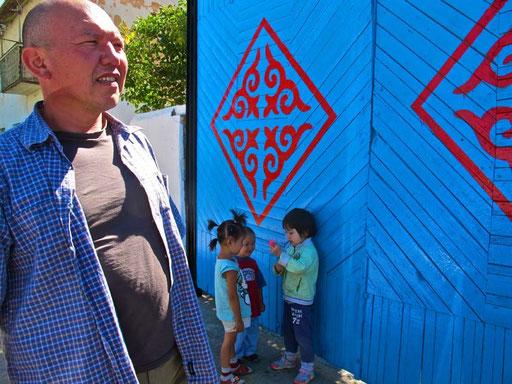Talant Asemov - erfahrener Reise-Experte für das schöne Land Kirgistan - das er über alles liebt