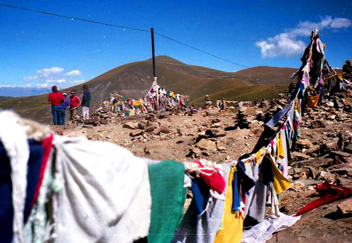Karo-la-Pass 4.950 m