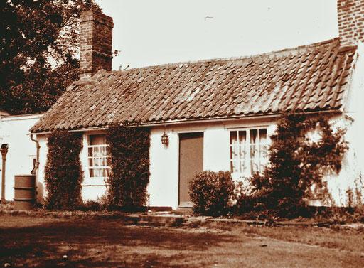 das kleine Cottage von Malcolm in Sunbury