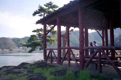 der Fuji-Hakone-Izu-Nationalpark ist einzigartiger Garten