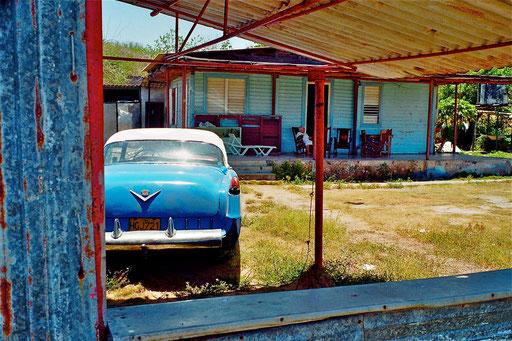 das Heiligtum der Kubaner
