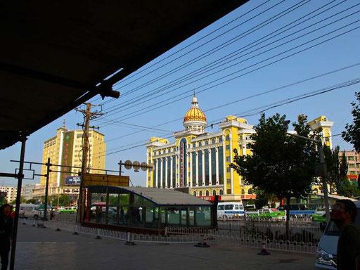 Zentrum von Kashgar