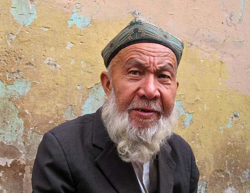 ein uigurischer Gelehrter