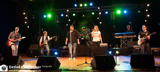 Radio Revolution bei Lahnau rocks for Benefit