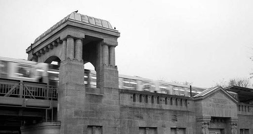Bahnhof Kellinghusenstraße  © Heidas/Wikipedia