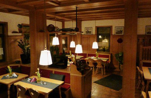 Neuer Gastraum Mädler Zwickau