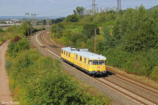 725 002 + 726 002 als Nbz 92307 Saarlouis - Saarbrücken Hbf (Sdl.), Ensdorf(Saar) 21.09.2016