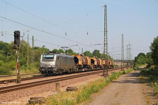 BB37001 mit DGS 91305 Dillingen Hochofen - Völklingen, Bous(Saar) 21.06.2017